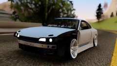 Nissan Silvia S15 Missle для GTA San Andreas