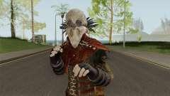 GTA Online Arena War Skin 1 для GTA San Andreas
