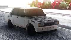 ВАЗ 2105 Камуфляж для GTA San Andreas