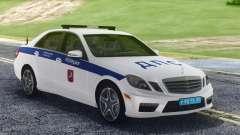 Mercedes-Benz E63 W212 Police для GTA San Andreas