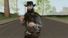 Red Dead Redemption 2 Skin для GTA San Andreas