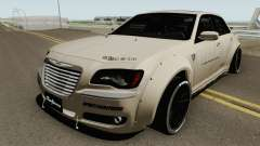 Chrysler 300 SRT8 Liberty Walk LB Performan 2012 для GTA San Andreas