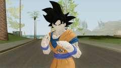 Goku Ultra Instinto для GTA San Andreas