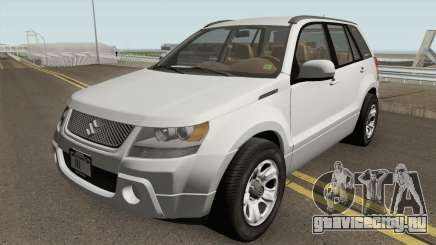 Suzuki Grand Vitara 2008 (US-Spec) для GTA San Andreas