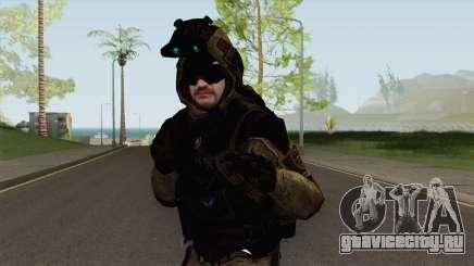 Sniper From Squad Night Tiger (Warface) для GTA San Andreas