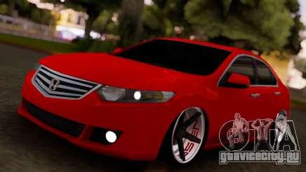 Honda Accord Red для GTA San Andreas