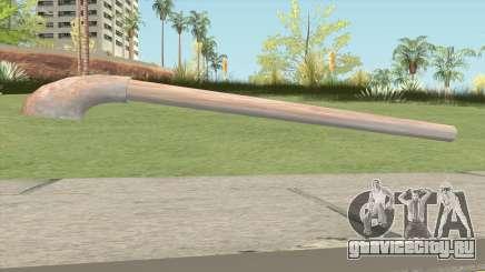 Iron Rust Water Pipe для GTA San Andreas