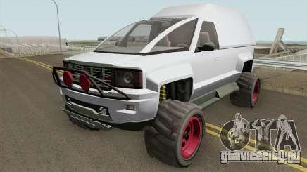 Declasse Brutus Cleaner GTA V для GTA San Andreas