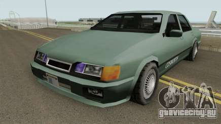 Ford Sierra Low-Poly для GTA San Andreas