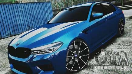 BMW M5 F90 для GTA 4