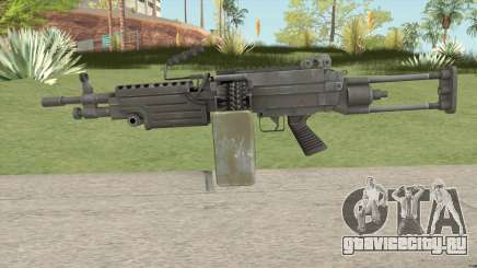 M249 (VAGANCIA) для GTA San Andreas