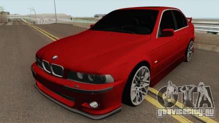 BMW M5 540i для GTA San Andreas