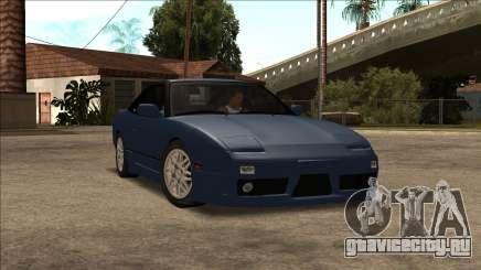 1998 Nissan 180SX Type X для GTA San Andreas