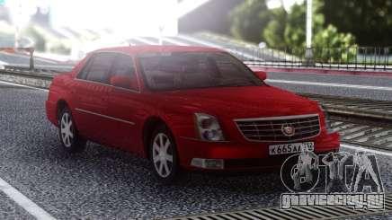 Cadillac DTS 2008 Sedan для GTA San Andreas