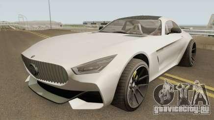 Benefactor Schlagen GTR GTA V для GTA San Andreas