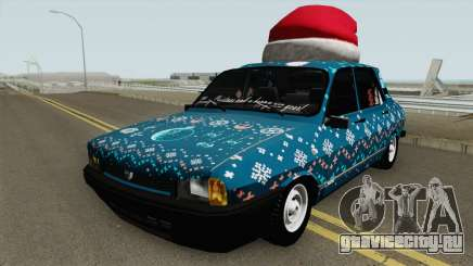 Dacia 1310 CN3 Christmas Edition для GTA San Andreas