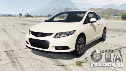 Honda Civic Si Coupe (FG) v1.1 [replace] для GTA 5