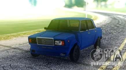 ВАЗ 2107 Уличный Дрифт для GTA San Andreas