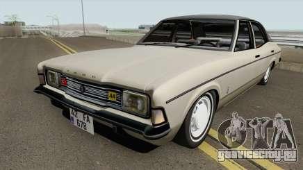 Ford Cortina Mk3 для GTA San Andreas