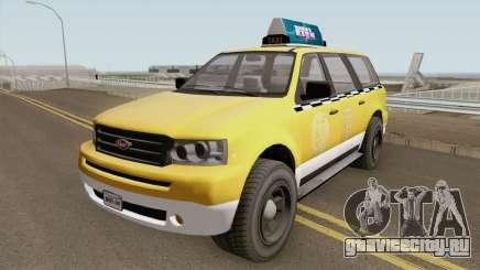 Vapid Prospector Taxi V2 GTA V для GTA San Andreas