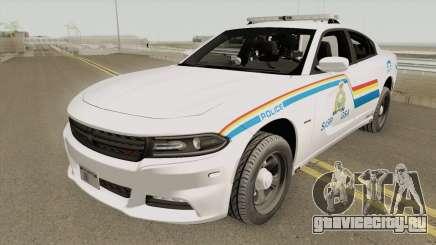 Dodge Charger 2015 SASP RCMP для GTA San Andreas