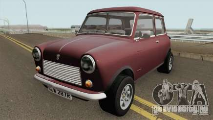 British Leyland Mini 1000 1977 Standart для GTA San Andreas
