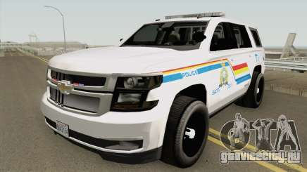 Chevrolet Tahoe San Andreas State Police RCMP для GTA San Andreas