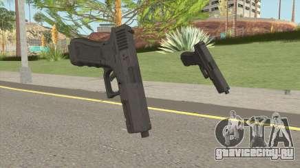 Glock P80 HQ для GTA San Andreas