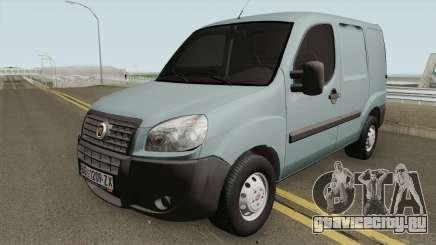 Fiat Doblo Van 2009 для GTA San Andreas