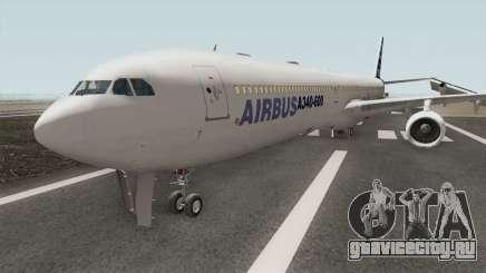Airbus A340-600 HQ для GTA San Andreas
