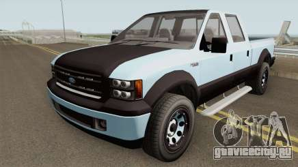 Ford F-250 Super Duty 2008 Nmax7 для GTA San Andreas