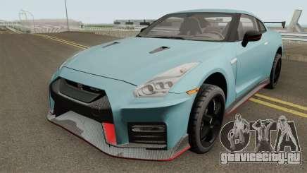 Nissan GT-R R35 NISMO 2018 для GTA San Andreas