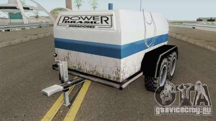 New Utility Trailer для GTA San Andreas