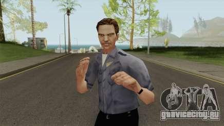 LCS Prison Guard для GTA San Andreas