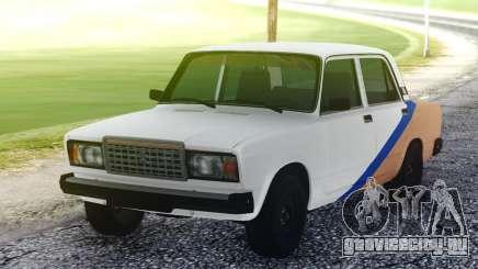ВАЗ 2107 Седан Спорт для GTA San Andreas