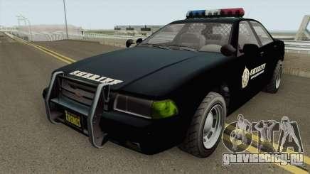 Sheriff Cruiser GTA V для GTA San Andreas