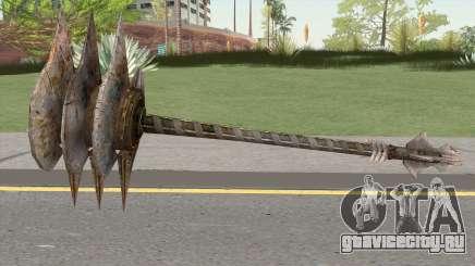 Grimlock Weapon для GTA San Andreas