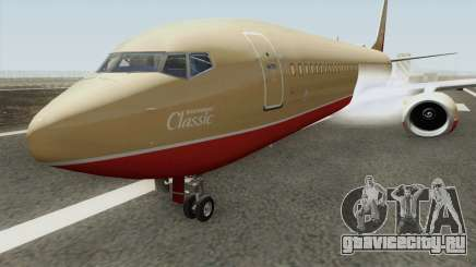 Boeing 737-800 Southwest Airlines (Desert Gold) для GTA San Andreas