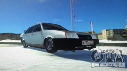 ВАЗ 2109 Простой для GTA San Andreas