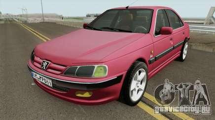 Peugeot Pars MQ для GTA San Andreas