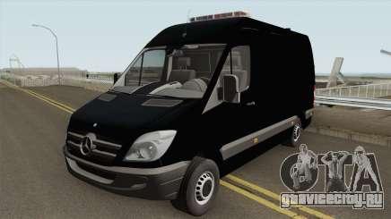 Mercedes-Benz Sprinter Magyar Rendorseg для GTA San Andreas