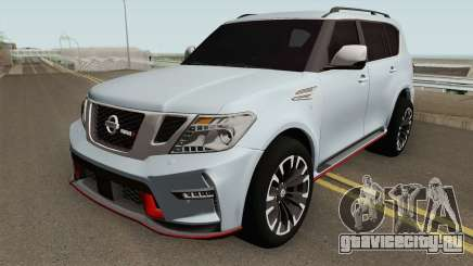 Nissan Patrol Nismo HQ для GTA San Andreas