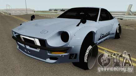 Nissan 240SX Facelift (S30 Frontend) 1994 для GTA San Andreas