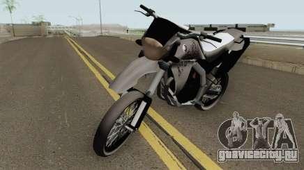 Yamaha XT660r Leve для GTA San Andreas