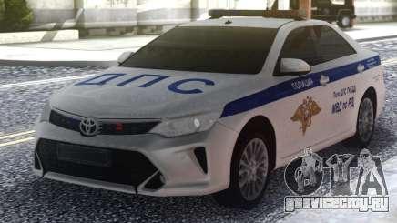 Toyota Camry V55 Police для GTA San Andreas