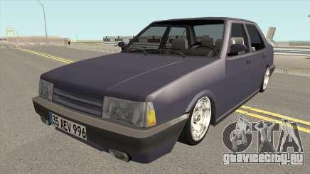 Tofas Dogan MQ для GTA San Andreas