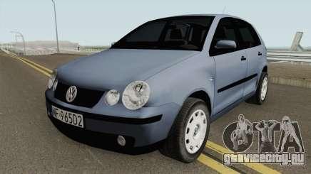 Volkswagen Lupo MK4 With Polish License Plates для GTA San Andreas