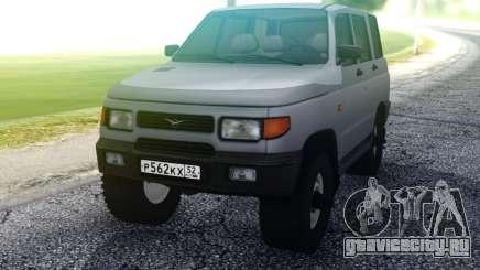 УАЗ 3160 Внедорожник для GTA San Andreas