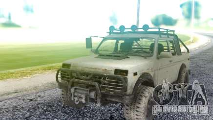 Niva 2121 4x4 для GTA San Andreas