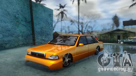 Taxi Low для GTA San Andreas